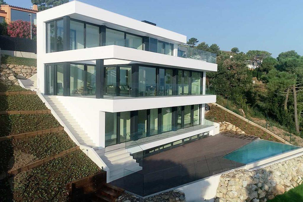 SÓN RICH. Espectacular casa a Begur amb impressionants vistes de les Illes Medes